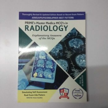 Medical MCQ Practice Book for Radiology