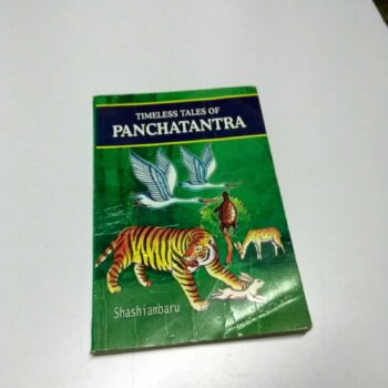 Timeless Tales of Panchatantra Old Book for Sale