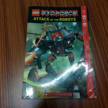 Exo-force: Attack of the Robots by Greg Farshtey (Lego)