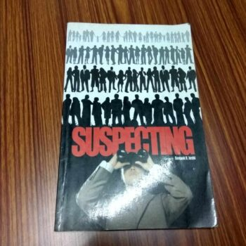 Suspecting: Concept by Deepak R.Joshi | Inspirational, Life Teaching Book