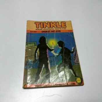 Tinkle Digest No. 208 April 2009 Old Book for Sale