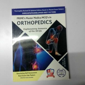 Medical MCQ Practice Book for Orthopedics