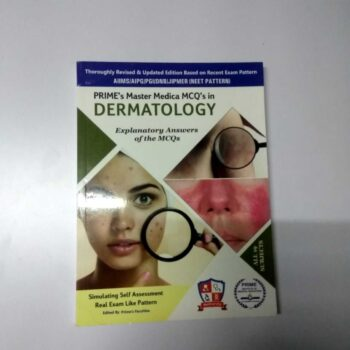 Medical MCQ Practice Book for Dermatology