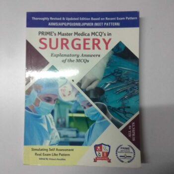 Medical MCQ in Surgery Practice Book for Medical Students