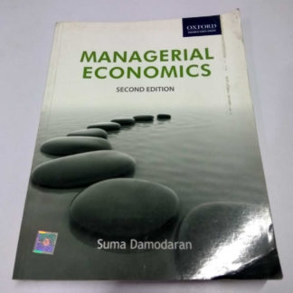 Managerial Economics Second Edition