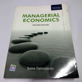 Managerial Economics Second Edition by Suma Damodaran