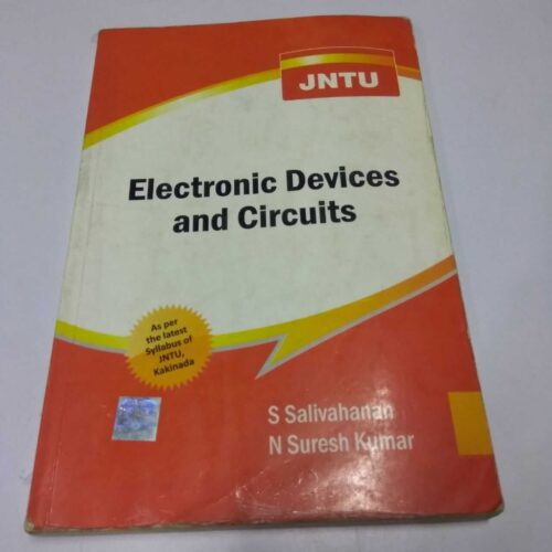 Electronic Devices and Circuits JNTU