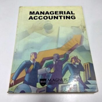 Managerial Accounting Book by Magnus