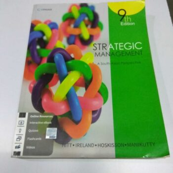 Strategic Management 9th Edition by HITT, CENGAGE