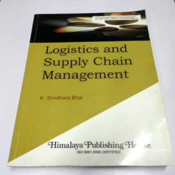 Logistics and Supply Chain Management New Like Book
