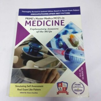 PRIME's Master Medica MCQ's in Medicine Explanatory Answers of the MCQs