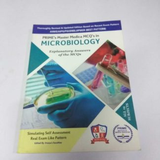MCQ's in Microbiology, Prime Books, Old Books