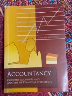 Accountancy Company Accounts and Analysis of Financial Statements